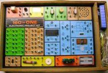 Electronique, Robotique, Montage....