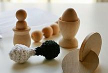 Educational, Natural Toys / by Montessori Nature