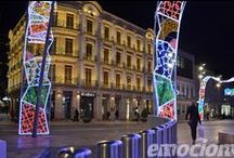 Almeria en Navidad / Rincones de Almeria en Navidad