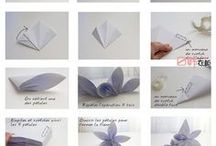 papírové tvoření - paper creation