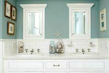 bathroom decor & organization