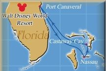 Disney Cruises / by Jane Jenkins