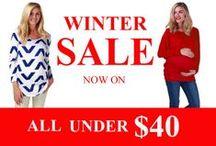 Mum2b Winter sale Now On All under $40 / All our mum2b winter range is under $40