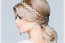Gorgeous Wedding Hair Styles / Some of our favorite hair styles for your magical day.