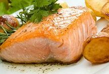Saumon ( Salmon ) / by Francois Mailly