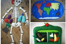 DIY / Handmade Montessori Materials