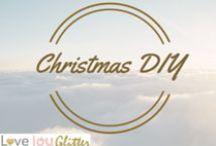 Christmas DIY / Crafts for the holiday seasons!