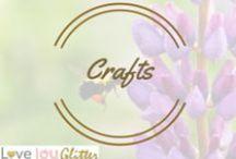 Crafts / Favorite posts from lovejoyglitter.com