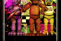 five nights at freddy's~