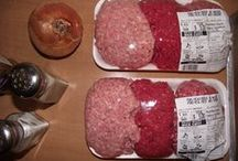 Viande Hachée ( ground meat  )