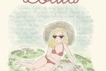 moodboard: lolita