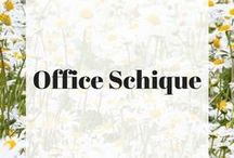 Office Schique / What's your Schique? Office Schique girls are the fashionable, driven, and motivated.