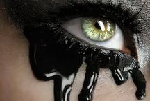 *inTrigUe*.;. / FASHION. Adorn (C) Fatal attraction. Make: eyes, skin, lips, nails etc.