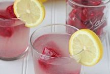 Drinks & Dranks / Drinks: non- acolholic.  Dranks:contains lots of alcohol! Cheers.* Gulp.* Clink.* / by Drea♡