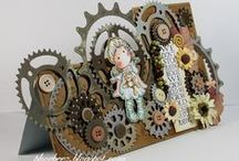 Phoebeez: my cards & projects / The cards and projects I made. To be found at:  www.phoebeez.blogspot.com