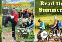 Compass Media Magazine / Marathon, Fitness, Motivation, Nutrition and Education