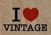 Vintage / Amo simplesmente! / by lamiria pereira da silva