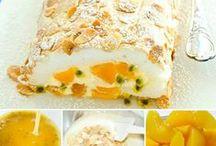 Cakes, Pies & Deserts