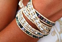 Jewelry: DIY leather