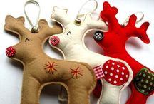 Christmas fun & decorations DIY / by Yvonne van de Grijp