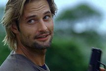 ABC Lost / Sawyer, basically Sawyer. / by Durin's Daughter