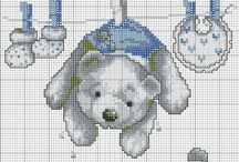 Embroidery Teddy Bears
