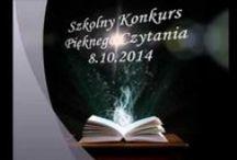 Konkursy Pięknego Czytania (beautiful reading contest)