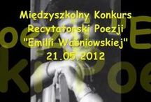 Konkursy Recytatorskie (recitation competitions)