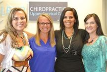 About CLEAR / CLEAR Chiropractic doctors, massage therapists, offices, treatments, upper cervical care, and general chiropractic information.