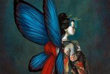 fantasïa / ange, lutin, fée....