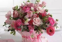 Kukkataide : Arrangement / Länsimaista kukkienasettelu taidetta