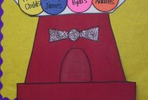 School--Themes/CandyLand / by Leigh Ann Baker