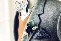 Wedding - The Stylish Groom / Advice on proposing to picking the right suit for the Big Day and everything in between!