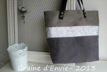 couture sacs, pochettes et porte monnaie