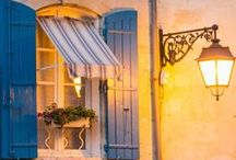 Perfectly Provence / Provence is the perfect blend of history, sunshine, markets and modern style.