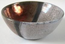 raku, poterie, céramique
