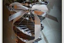 Askartele - rullattu paperi
