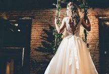 Brides' Dresses