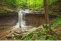 Cuyahoga Valley National Park / Are you planning a trip to Cuyahoga Valley National Park? Take Chimani with you! We develop 100% free mobile app travel guides for national parks and other outdoor destinations. No cell connection required! Download our apps for iOS and Android at http://www.chimani.com or in the App Store or on Google Play