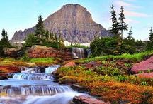 Glacier National Park / Are you planning a trip to Glacier National Park? Take Chimani with you! We develop 100% free mobile app travel guides for national parks and other outdoor destinations. No cell connection required! Download our apps for iOS and Android at http://www.chimani.com or in the App Store or on Google Play
