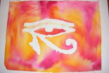 J4H Egyptian Art work 2016