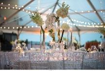 """Modern Bride / You're looking for your wedding celebration to scream """"trend- setter!"""" Today's modern weddings feature sleek lines, dramatic lighting and decor dripping in crystal. As a leader in unique, designer and custom table linen trends...Table Wraps can help to create a truly modern affair."""