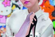 MP UNIVERSUM - Minna Parikka / Suomalainen kenkäsuunnittelija Minna Parikka avasi Helsingin pääostoskadun varrelle, Aleksanterinkatu 36, myymälän MP UNIVERSUM