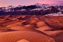 Great Sand Dunes National Park / Are you planning a trip to Great Sand Dunes National Park? Take Chimani with you! We develop 100% free mobile app travel guides for national parks and other outdoor destinations. No cell connection required! Download our apps for iOS and Android at http://www.chimani.com or in the App Store or on Google Play.