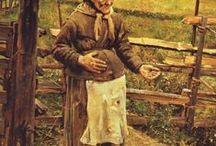 Taide - Akseli Gallen-Kallela ( 1865-1931)