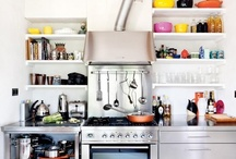 Kitchen and Dining / by Emily Wittenberg