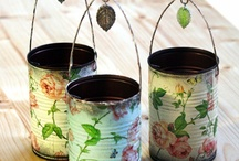 DIY/Crafts / unique ideas / by Glitter Evergreen
