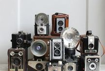 camera love / Love photography, Love Cameras especially vintage and film ones.