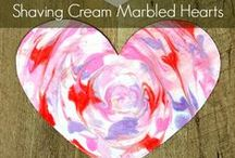 Valentine's Day / Valentine's Day Crafts, Activities and Food Ideas for Kids