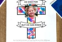 Easter Ideas for Kids and Adults / Easter Crafts, Recipes, and Christian Activities